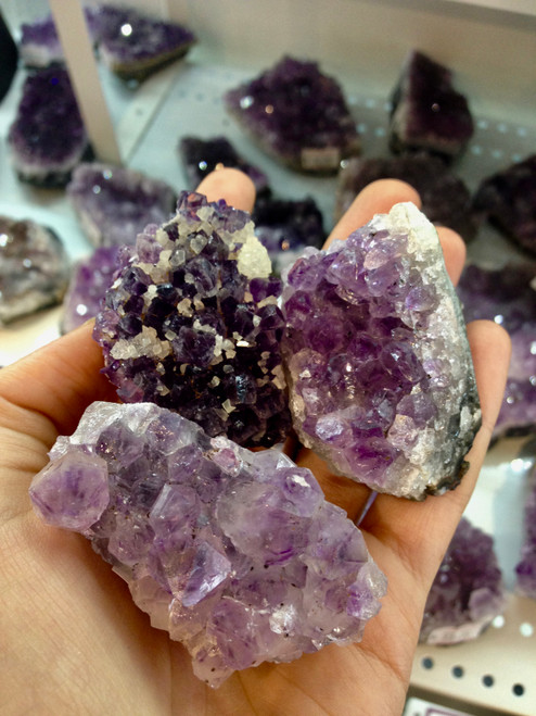 Amethyst Cluster - Small