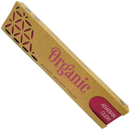 Organic Goodness incense - Arabian Oudh