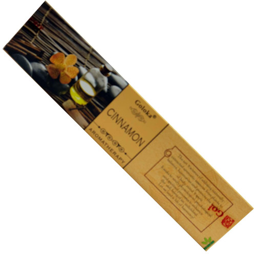 Goloka Incense - Cinnamon