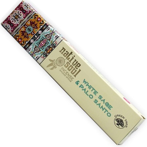 Native Soul - White Sage and Palo Santo Incense