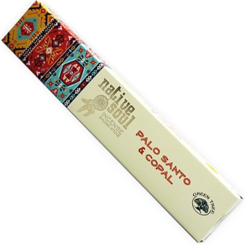 Native Soul Incense - Palo Santo and Copal
