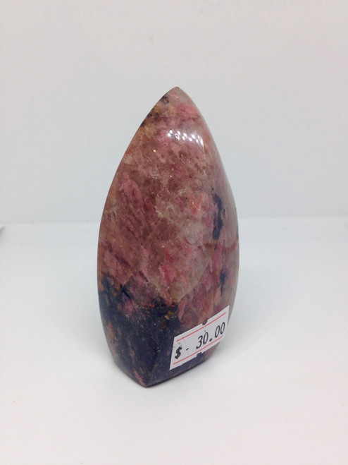 Rhodonite Flame