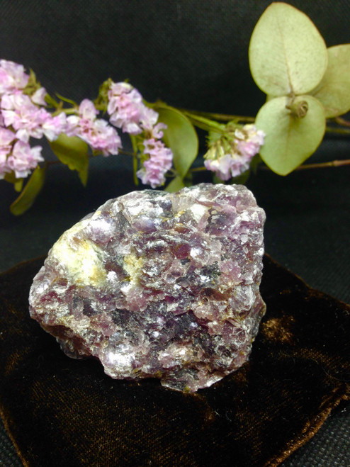 Lepidolite Crystal