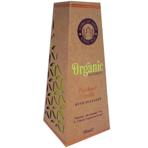 Organic Goodness Diffuser - Patchouli Vanilla