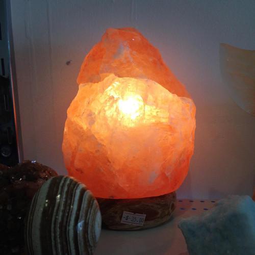 Himalayan Salt Lamp - 2-4kg