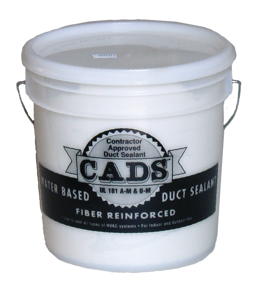 CADS Fiber Reinforced Duct Mastic: Priced per Item