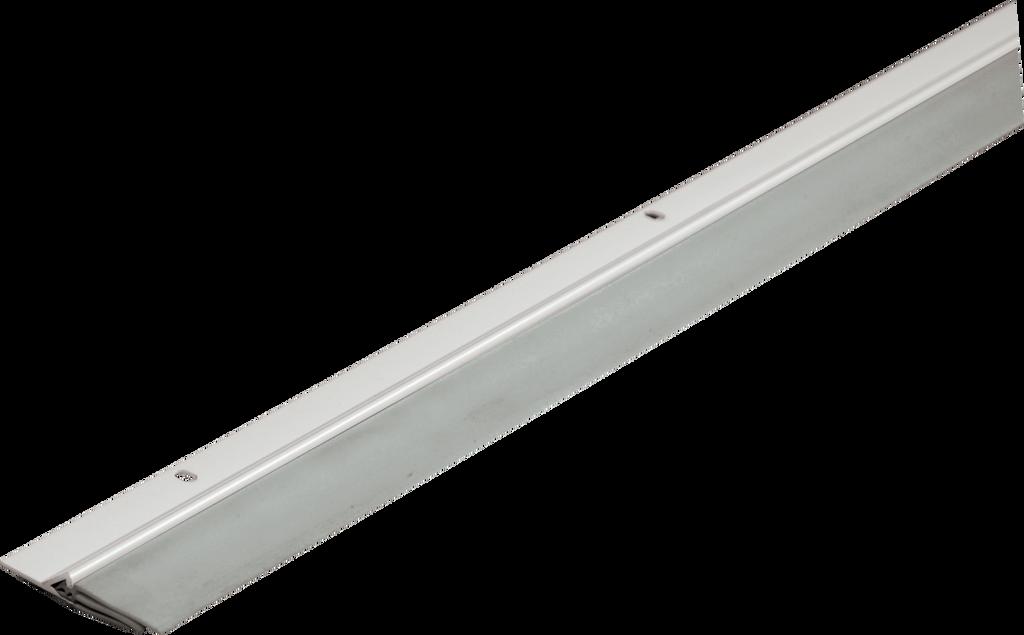 """Triple-Seal Door Seal - Gray Door Sweep 2.125"""" x 42"""": Priced per case of 50"""