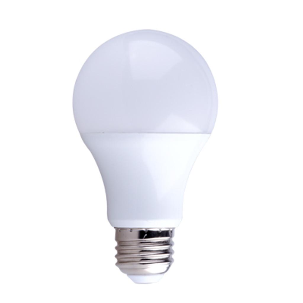 9 WATT 5000K A19 LED LAMP (EQV. 60W): Priced per item