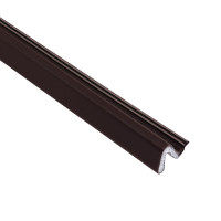 Kerf Door Frame Door Seal Weatherstripping - Brown: Priced per item