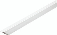 "Triple-Seal Door Seal - White Door Sweep 2.125"" x 36"": Priced per case of 50"