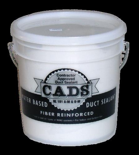 CADS Fiber Reinforced Duct Mastic: Priced per Item