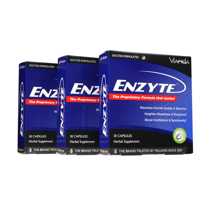Enzyte 3 Month Supply
