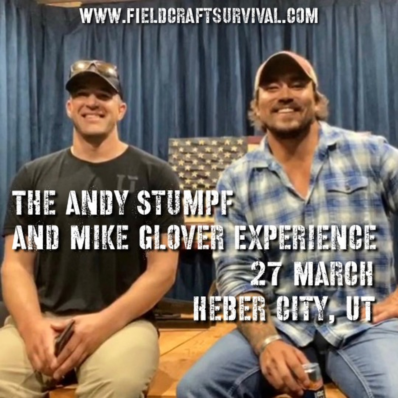 The Andy Stumpf and Mike Glover Experience: 27 March 2021 (Heber City, UT)