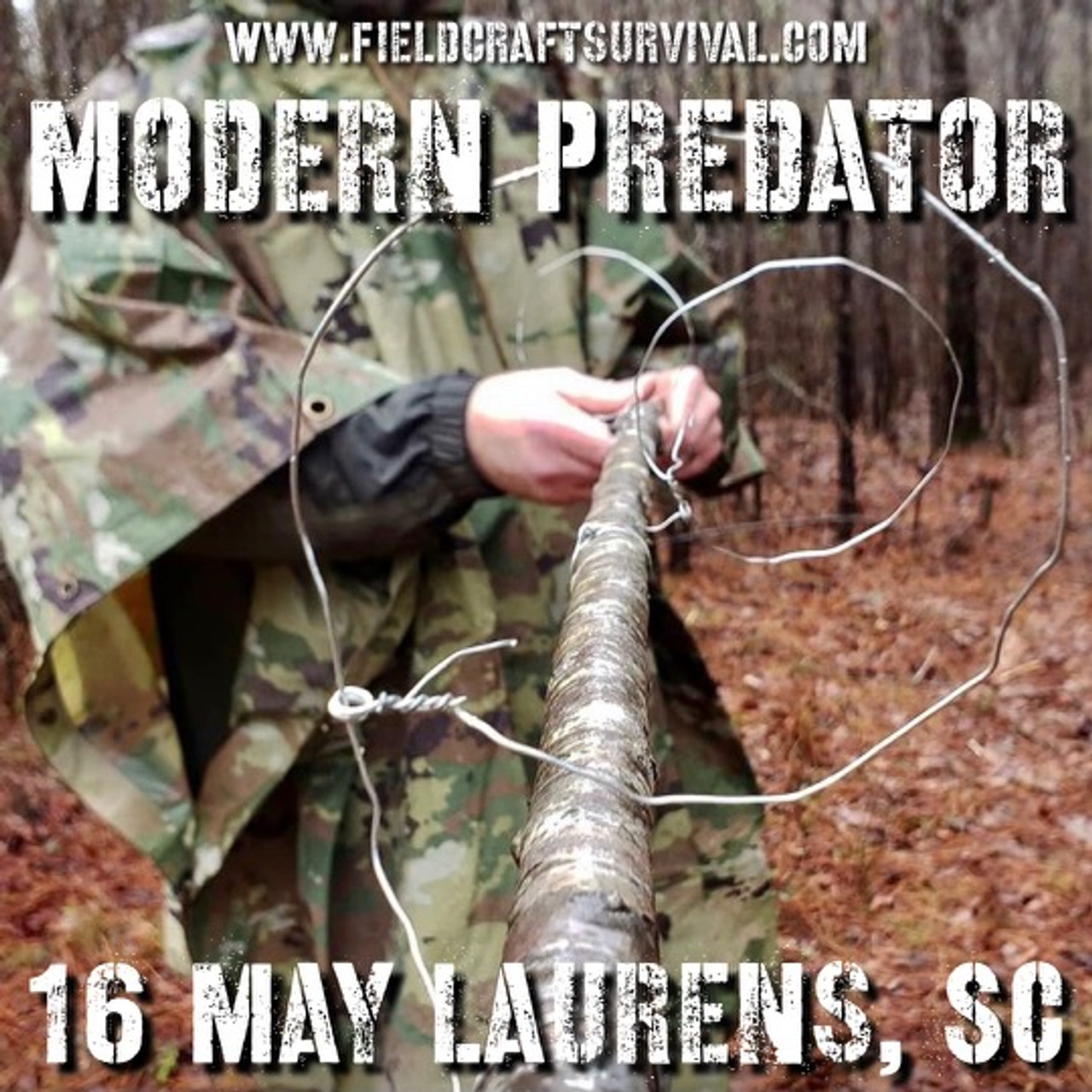 Modern Predator: 16 May 2021 (Laurens, SC)