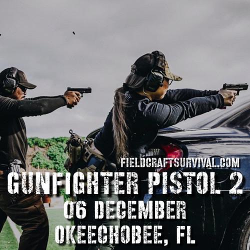 Gun Fighter Pistol Course Level 2, 06 December 2020 (Okeechobee, FL)
