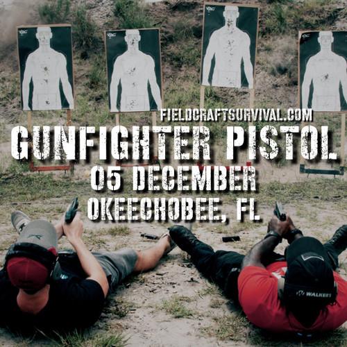 Gun Fighter Pistol Course Level 1, 05 December 2020 (Okeechobee, FL)