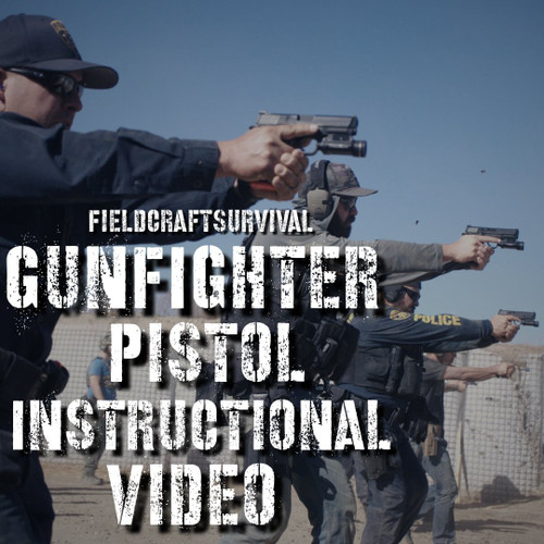 Former Green Beret teaches Gun Fighter Pistol handling