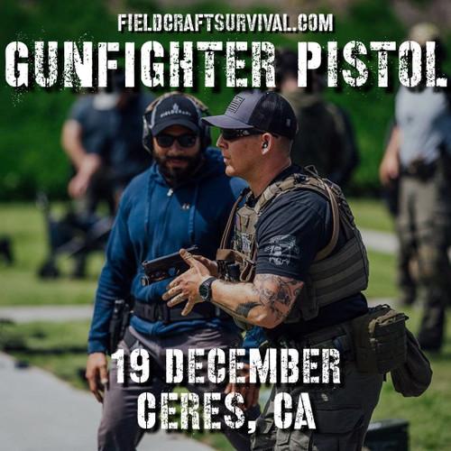Gun Fighter Pistol Course Level 1, 19 December 2020 (Ceres, CA)