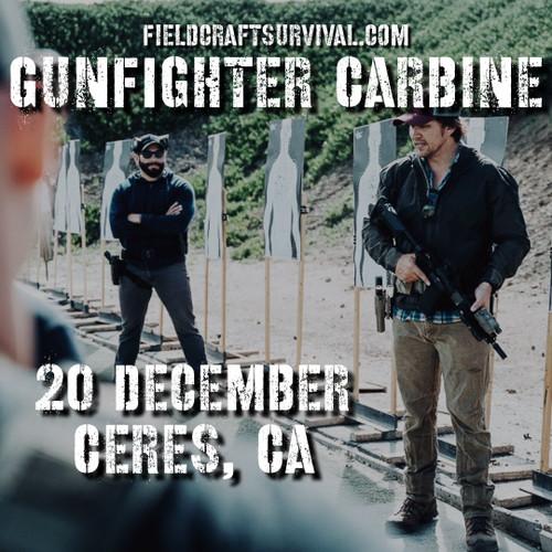 Gun Fighter Carbine Course Level 1, 20 December 2020 (Ceres, CA)