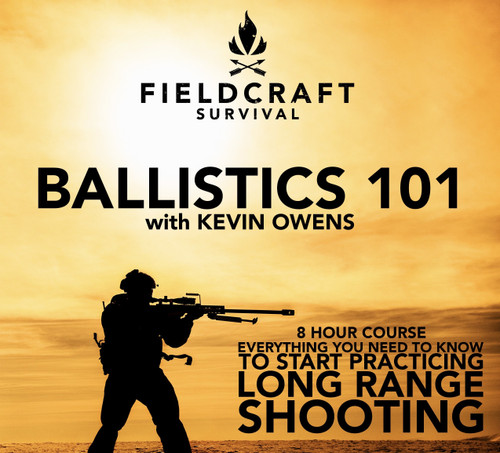 Ballistics 101 with Kevin Owens, 16 January 2021 (Orem,Utah)