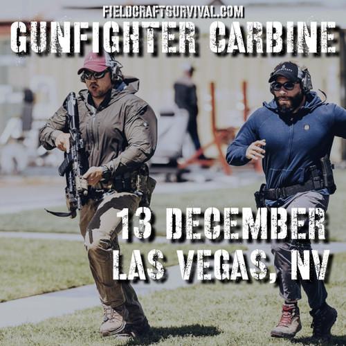Gun Fighter Carbine Course Level 1, 13 December 2020 (Las Vegas, NV)