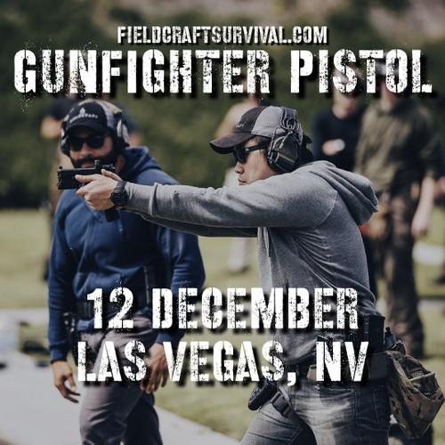 Gun Fighter Pistol Course Level 1, 12 December 2020 (Las Vegas, NV)