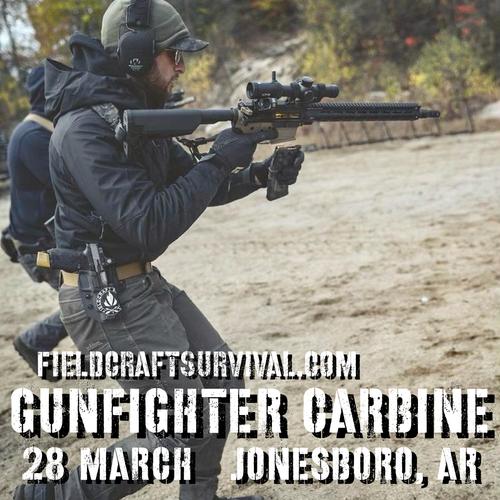 Fieldcraft Survival - Carbine Fundamentals Course