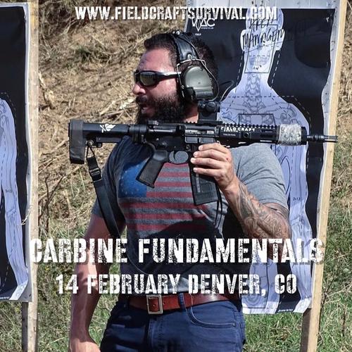 Fieldcraft Survival - Carbine Fundamentals