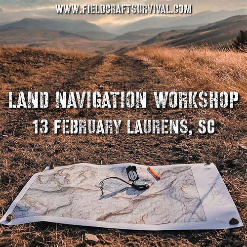 Fieldcraft Survival - Land Navigation Workshop