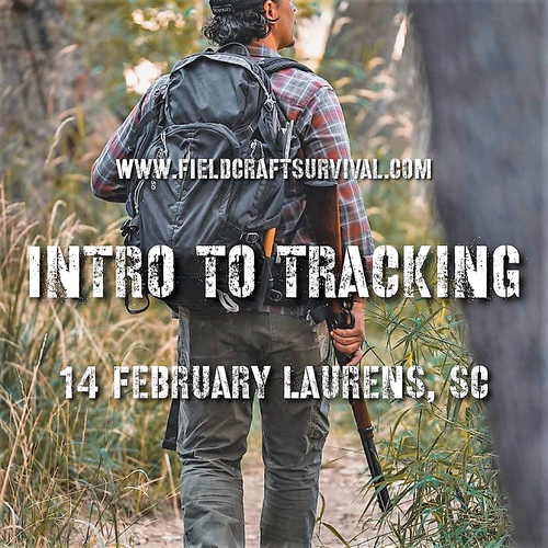 Fieldcraft Survival - Intro to Tracking