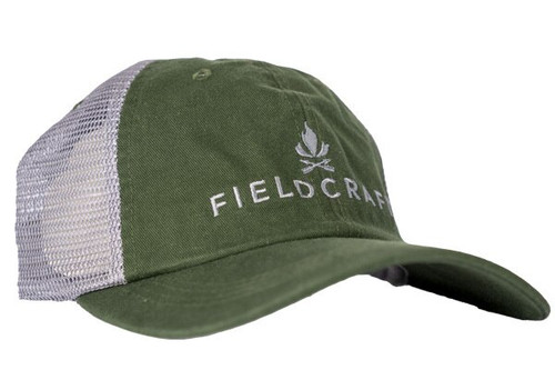 Fieldcraft Survival Pre-Washed Shooter Hat (Green)
