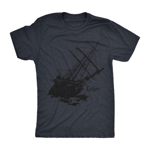 Stories of Survival (SOS): Limited Edition T-Shirt (Shackleton)
