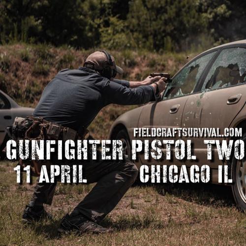 Fieldcraft Survival - Gun Fighter Pistol - Level 2