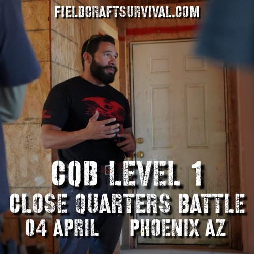 Fieldcraft Survival -  CQB