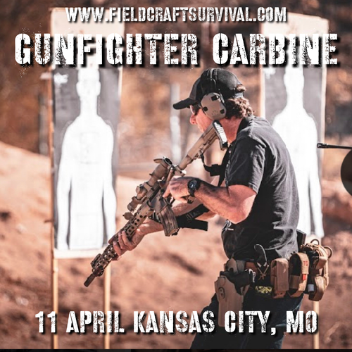 Fieldcraft Survival - Gun Fighter Carbine