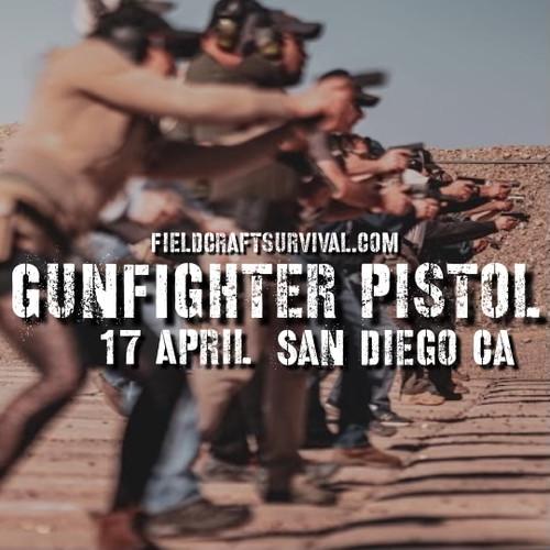 Fieldcraft Survival - Gun Fighter Pistol