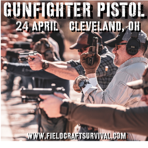 Fieldcraft Survival - Gun Fighter Pistol