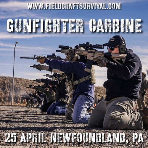 Fieldcraft Survival - Gun Fighter Carbine