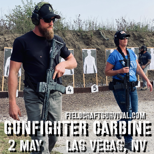 Gun Fighter Carbine Level 1: 2 May 2021 (Las Vegas, NV)