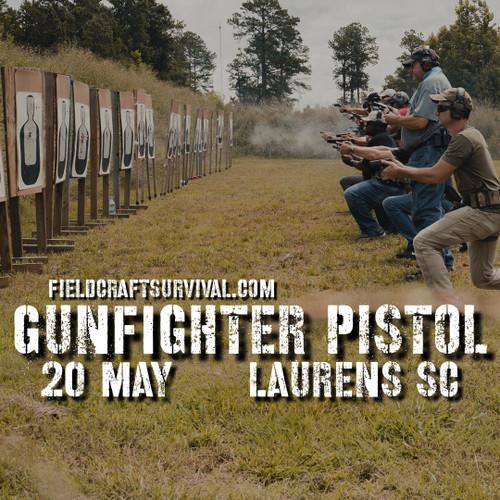 gun fighter training fieldcraft survival glock custom