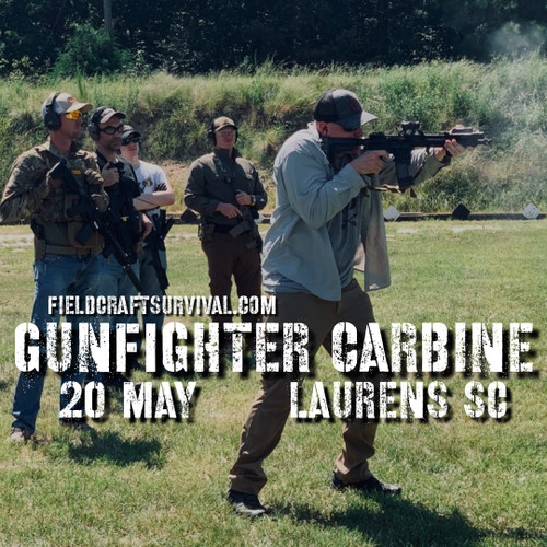 fieldcraft gun fighter carbine