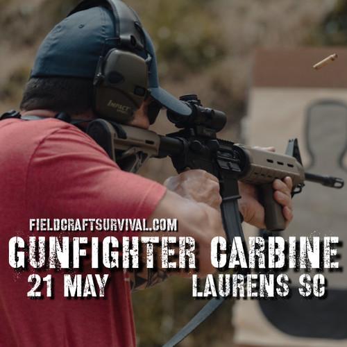 fieldcraft survival gun fighter carbine
