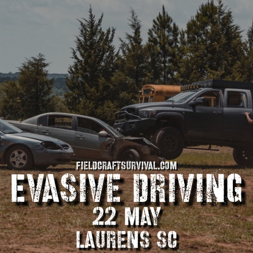 fieldcraft survival evasive driving