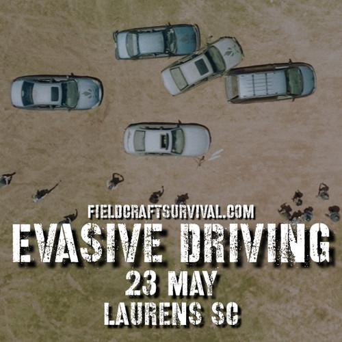 Evasive Driving Fieldcraft Survival