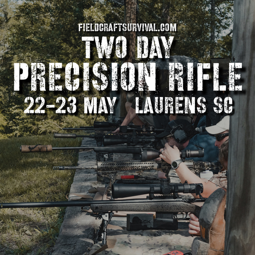 precision rifle long range shooting fieldcraft survival
