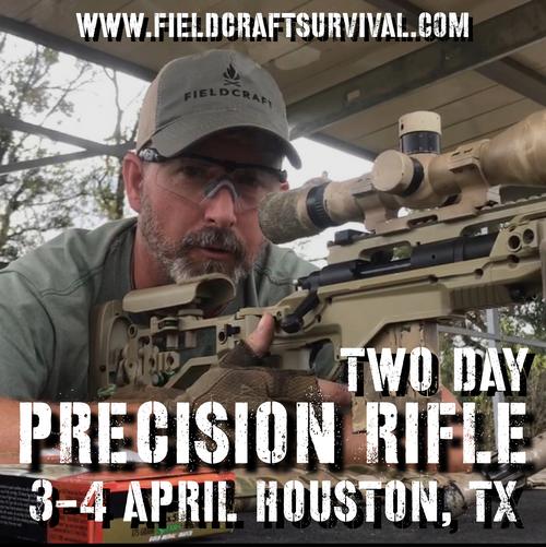 Two Day Precision Rifle : 3 April 2021 (Houston, TX)