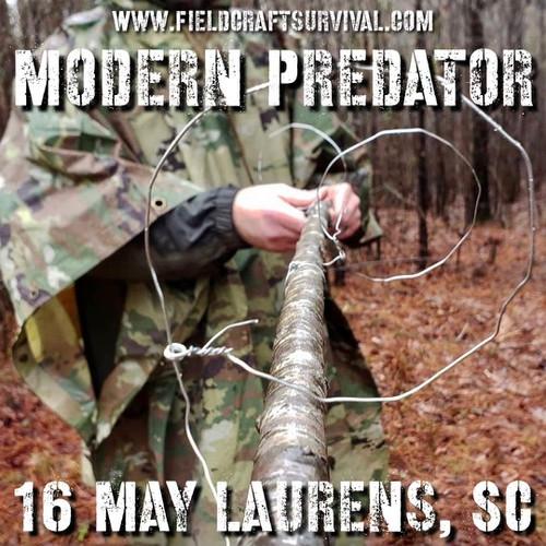 Modern Predator: 16 May 2021 (Laurens, SC)