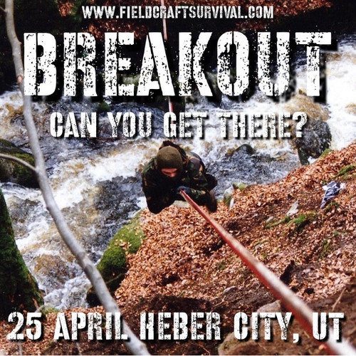 Breakout: Can You Get There?: 25 April 2021 (Heber City, UT)