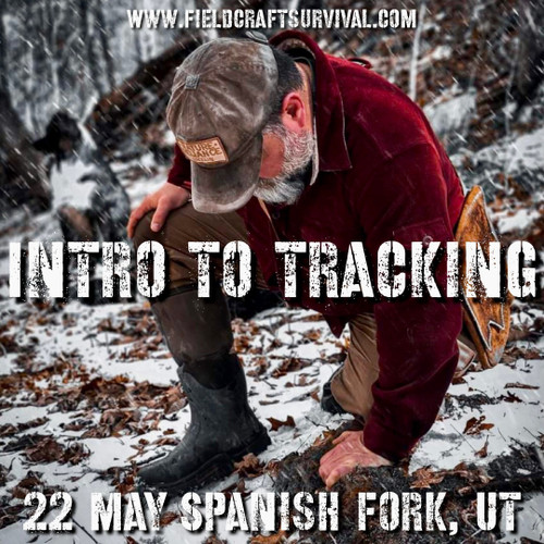 Intro to Tracking: 22 May 2021 (Spanish Fork, UT)
