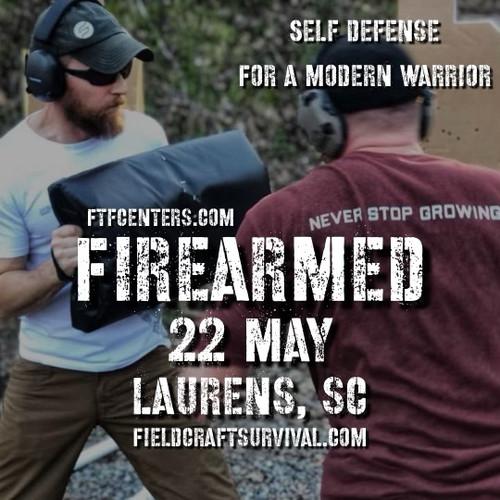 fireARMED - Ryan Hoover: 22 May 2021 (Laurens, SC)